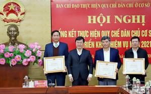 """Chủ tịch UBND tỉnh Nghệ An Nguyễn Đức Trung: """"Tăng cường tiếp xúc, đối thoại với Nhân dân, doanh nghiệp"""""""
