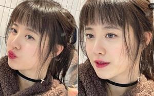 """""""Nàng cỏ"""" Goo Hye Sun hứng gạch đá vì khuyên fan giảm cân tiêu cực"""