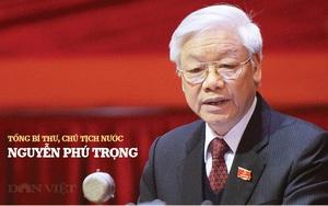 Infographic: Tổng Bí thư Nguyễn Phú Trọng - quá trình công tác