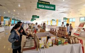 Hội chợ Xuân - OCOP Quảng Nam 2021 có 250 gian hàng