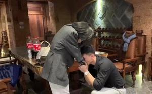 Cầu hôn MC Bạch Lan Phương, diễn viên Huỳnh Anh đổ lệ khi bị từ chối
