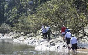 Có gì ở khu dự trữ thiên nhiên Động Châu - Khe Nước Trong và điểm đến hấp dẫn suối nước nóng Bang 725 tỉ