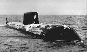 Tàu ngầm nguyên tử Komsomolets: Cỗ quan tài khổng lồ của hải quân Nga
