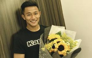 Bạn trai cũ của Yến Xuân: Tuyển thủ U22 Việt Nam, điển trai và cao 1m76
