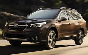 """Hàng trăm xe Subaru bị triệu hồi vì lỗi """"khó đỡ"""""""