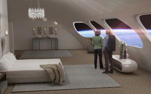 6 năm nữa sẽ có khách sạn ngoài vũ trụ?