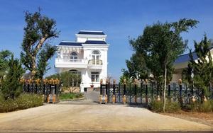 """Lâm Đồng: Thanh tra Sở  xây dựng vào cuộc vụ xây dựng không phép biệt thự """"khủng"""""""