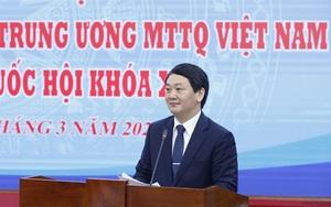 Ủy viên Trung ương Đảng Hầu A Lềnh rút khỏi danh sách giới thiệu ứng cử đại biểu Quốc hội