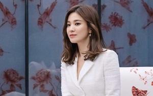 Song Hye Kyo trở lại trong drama mới