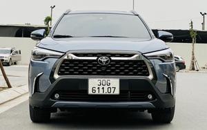 Toyota Corolla Cross mới đăng ký 3 tháng, rao bán giá ngỡ ngàng