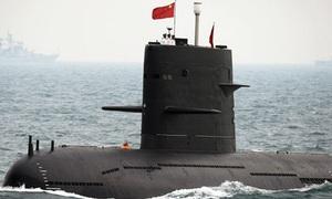 4 điểm yếu của đội tàu ngầm hạt nhân chiến lược Trung Quốc