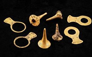 Kỳ dị lăng mộ chứa kho báu bằng vàng 6.000 năm tuổi khiến các nhà khảo cổ sững sờ