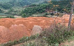 Đổ đất lấp ruộng ở Bắc Kạn: Huyện yêu cầu kiểm tra, xử lý
