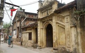 Hà Nội: Làng Việt vùng chiêm trũng 800 năm tuổi có hàng loạt biệt thự Pháp, nhà cổ, ai đến xem cũng trầm trồ