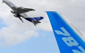 Mỹ - EU lùi 1 bước trong vụ tranh chấp thập kỷ để cứu Airbus và Boeing