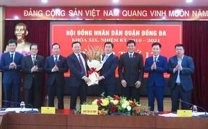 Hà Nội: Ông Lê Tuấn Định làm Chủ tịch UBND quận Đống Đa