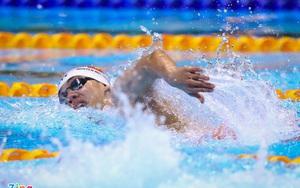 """""""Kình ngư"""" Nguyễn Huy Hoàng kể chuyện bơi tới Olympic Tokyo"""
