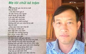 Bài thơ đoạt giải B gây tranh cãi dữ dội vì thơ mà không ra thơ?