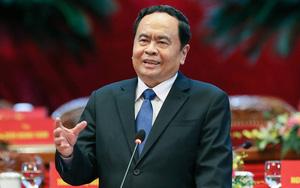 Ủy viên Bộ Chính trị Trần Thanh Mẫn và Bộ trưởng Hầu A Lềnh thôi chức ở Mặt trận Tổ quốc Việt Nam