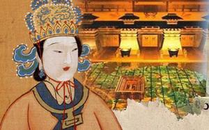 Từ Hi Thái hậu chết trong miệng ngậm 1 viên dạ minh châu, vì sao Võ Tắc Thiên lại ngậm 1 miếng gỗ?