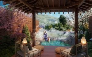 Thưởng lãm phong vị Nhật trong sự kiện trải nghiệm Sun Onsen Village - Limited Edition