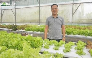 Đà Nẵng: 8X khởi nghiệp thành công với vườn rau thông minh 4.0 đầu tiên tại Việt Nam