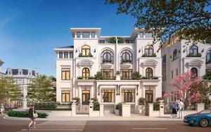"""Cơ hội sở hữu 25 căn biệt thự """"kề hồ"""" cuối cùng dự án Louis City Hoàng Mai"""
