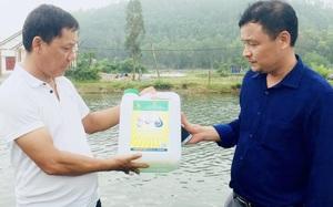 Nghệ An: Nhờ Bồ Đề Mother Water, tự tin nuôi tôm trái vụ, lãi ngay 1,3 tỉ đồng