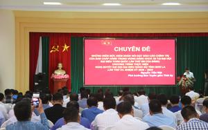 Hội Nông dân tỉnh Sơn La: Tổ chức Hội nghị học tập, quán triệt Nghị quyết Đại hội Đảng các cấp