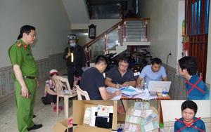 Hà Nam: Đánh bạc 20 tỷ đồng qua mạng internet, 6 đối tượng sa lưới