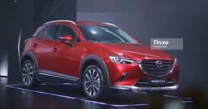Mazda CX-3 ngoài giá rẻ, có gì để đấu Kia Seltos và Hyundai Kona?