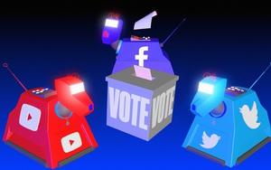 """Facebook, Twitter, YouTube bị cáo buộc """"độc hại"""" với người dùng"""
