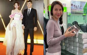 Vợ đẹp của Công Vinh sánh ngang với hàng loạt nữ tỷ phú Việt Nam