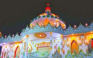 Độc đáo ngôi chùa Paem Buôl Thmây đang khiến nam thanh nữ tú sốt rần rần ở tỉnh Sóc Trăng