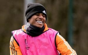 Mang theo Rashford, Solsa gây hoang mang cho đối thủ ở Europa League