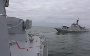 Ukraine bất ngờ tập trận ở Biển Đen, khiêu chiến Nga?