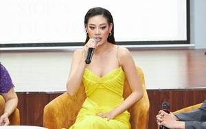 Hoa hậu Khánh Vân gây xúc động khi kể về hành trình giải cứu các bé gái bị xâm hại tình dục