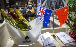 Rượu vang Úc mắc kẹt, chất đống tại cảng Trung Quốc: Canberra tìm cách giải cứu