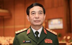 35 tướng lĩnh, sỹ quan quân đội ứng cử ĐBQH