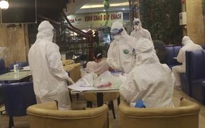 Hà Nội: Tổ chức xét nghiệm khẩn cấp, phun khử khuẩn quán karaoke nơi nam bác sĩ dương tính với SARS-CoV-2 từng đến