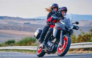 """Ducati Multistrada V2 2022 vừa """"trình làng"""" có điểm gì đáng chú ý?"""