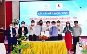 TT-Huế và Tập đoàn Vicoland hợp tác thực hiện đề án Cố đô khởi nghiệp