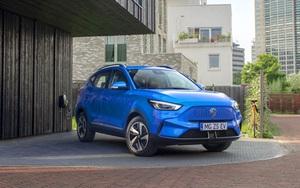 MG ZS EV 2022 sở hữu thiết kế mới mẻ, giá hơn 800 triệu