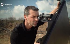 """Israel trình làng công nghệ """"nhìn xuyên tường"""""""