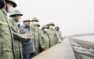 Bão số 8 sắp đổ bộ, Bộ trưởng Lê Minh Hoan đề nghị Nghệ An chủ động thông tin xả lũ
