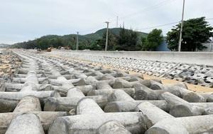 Quảng Ngãi: Hàng trăm hộ dân Sa Huỳnh thoát nỗi lo bị sóng cuốn nhà ra biển