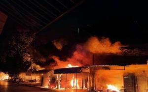 Vụ cháy chợ ở Hải Phòng: Thiệt hại ước tính khoảng hơn 50 tỷ đồng, huyện Thủy Nguyên sẽ hỗ trợ người dân