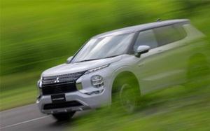 Mitsubishi Outlander hybrid mới sẽ đi kèm 7 chế độ lái