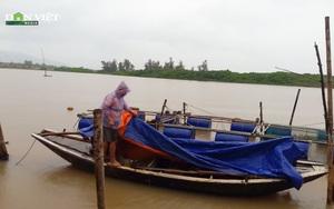 Gần 4.000 tầu cá ở Hà Tĩnh đã trú ẩn an toàn trước khi bão số 8 đổ bộ