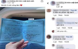"""Cần Thơ: Kỷ luật Phó Chủ tịch phường liên quan vụ cô gái khoe tiêm 2 mũi vaccine nhờ """"xin ông anh"""""""